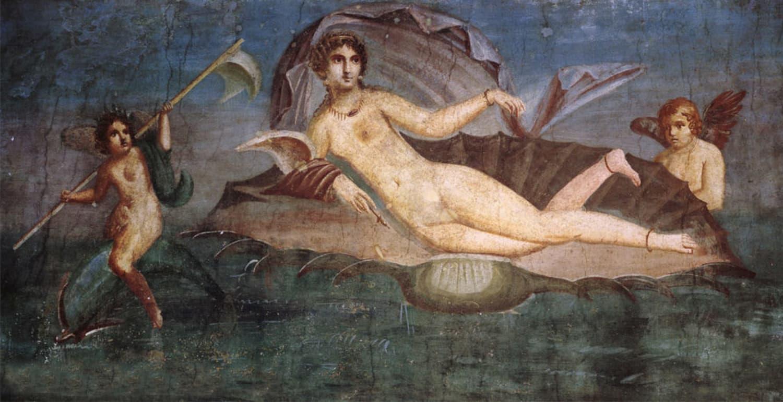 17-la pittura pompeiana
