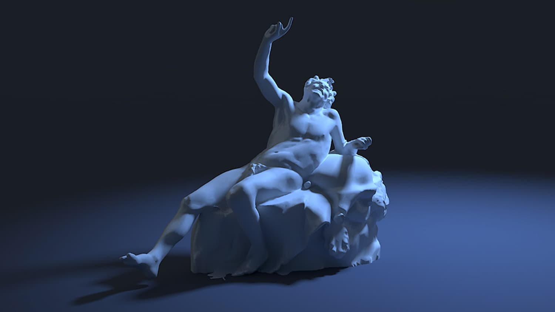 21 - le statue ritrovate